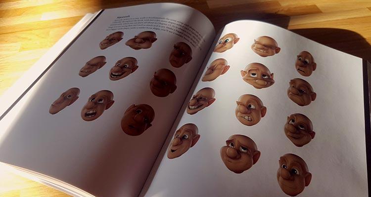 stop staring animacja książka